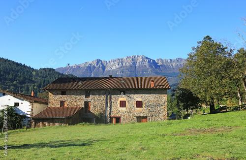 Casa rural pa s vasco u84a3251 f17 stock photo and royalty free images on pic - Casas pais vasco ...