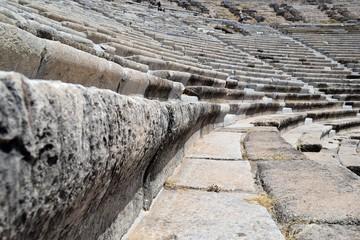 Bodrum antique theatre
