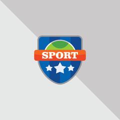 Sport Logo Vector Template Design