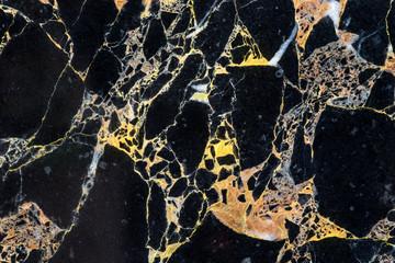 golden black marble luxury texture pattern