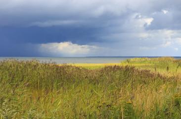 Bay of the island of Hiiumaa.