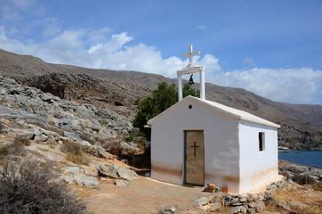 kleine Kapelle Kreta