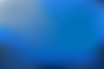 Blue Gradient Vector Background,Simple form and blend of color spaces as contemporary background graphic backdrop