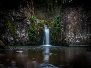 Cascade de Pommiers en Anjou