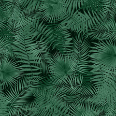 Colorful naturalistic tropical background from the leaf of Libis