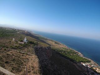 Santa Pola, municipio de la Comunidad Valenciana situado en la costa de la provincia de Alicante, en la comarca del Bajo Vinalopó