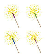 Celebrations Sparklers