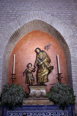 Santa Ana Kirche Triana