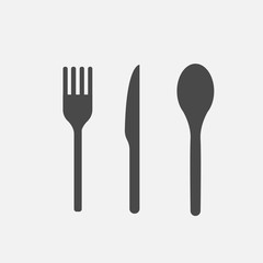 knife folk and spoon cutlery set for eating food dinner launch and breakfast