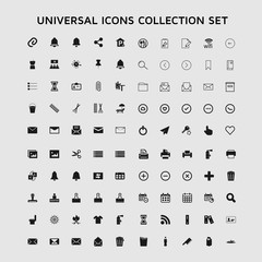 Mixed Universal Icons Pack