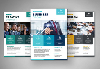 Business Flyer 1