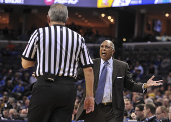 NCAA Basketball: Louisiana State at Memphis