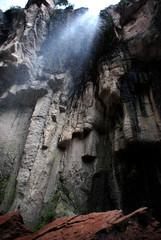 Waterfall in Creel