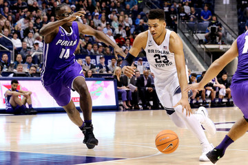NCAA Basketball: Portland at Brigham Young