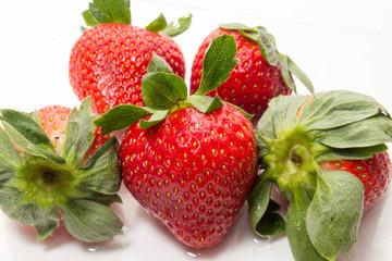 5 Strawberries