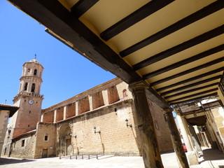 Mosqueruela, localidad de la comarca Gúdar-Javalambre en la provincia de Teruel, en la Comunidad Autónoma de Aragón, España.