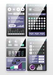 Interface UI design