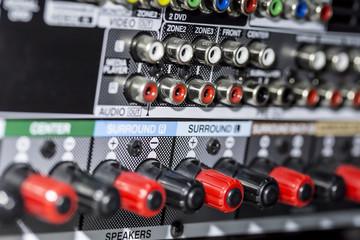 amplifier connectors