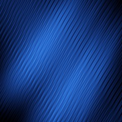 Velvet picture abstract blue depth background