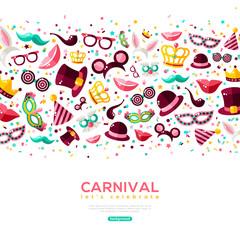 Carnival Concept Border