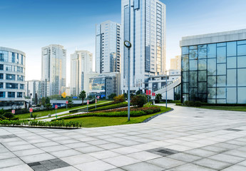City commercial buildings in chongqing,china
