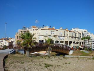 Marina d'Or - Ciudad de Vacaciones, es un resort ubicado en el municipio castellonense de Oropesa del Mar, en el litoral mediterráneo de la Comunidad Valenciana