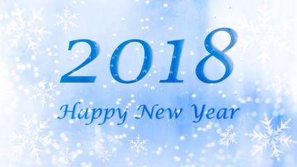 Bonne année 2018 - Meilleurs voeux !