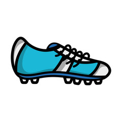 cleats object to play american football
