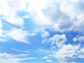 北海道の大空