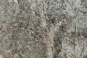 Grey granite rock background texture