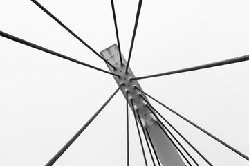 Stahlkonstruktion