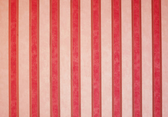 Stripes background wallpaper on wall