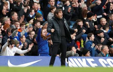 Premier League - Chelsea vs Stoke City