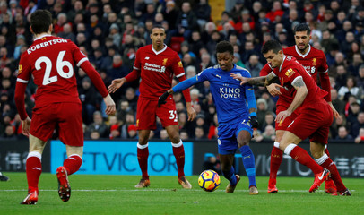 Premier League - Liverpool vs Leicester City