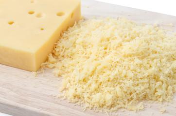 Emmentaler, Käse, gerieben