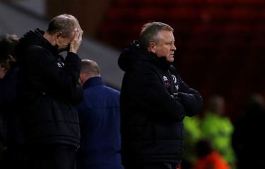 Championship - Sheffield United vs Bolton Wanderers