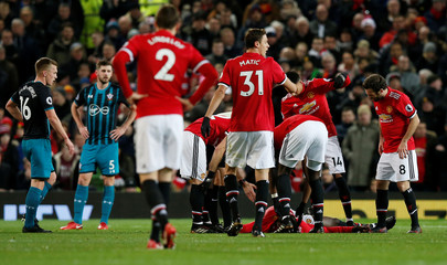 Premier League - Manchester United vs Southampton