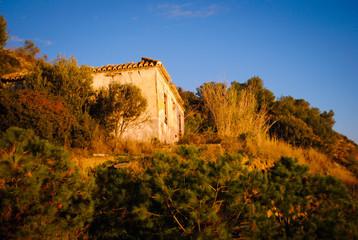 Ruinas del hogar