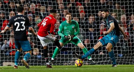 Premier League - Manchester United vs Southampton