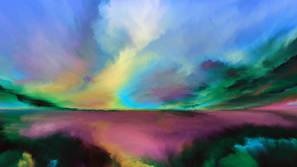 Perspectives of Abstract Landscape