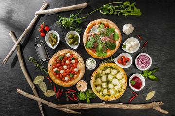 ピッツア イタリア料理 Mix pizza Italian food