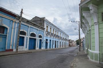 Street Scene, Cienfuegos, Cuba