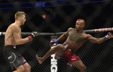 MMA: UFC 219-Hooker vs Diakiese