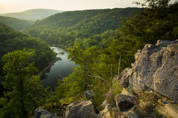 Lee's Bluff at St. Francis River