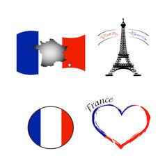 Commemorative France Symbol