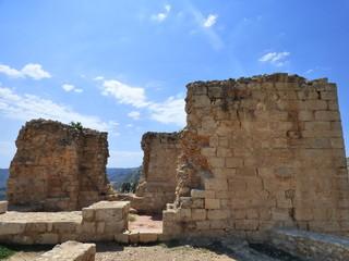 Castellote en  Teruel,Aragon situado en la comarca  del Maestrazgo, en España