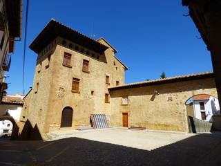 La Iglesuela del Cid, pueblo de la provincia de Teruel (Aragon,España)
