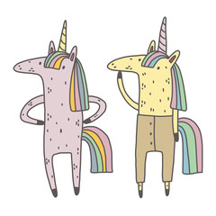 unicorns set