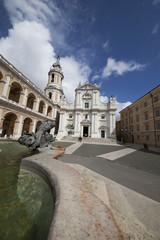 Basilica della Santa Casa, Loreto, Ancona, Marche