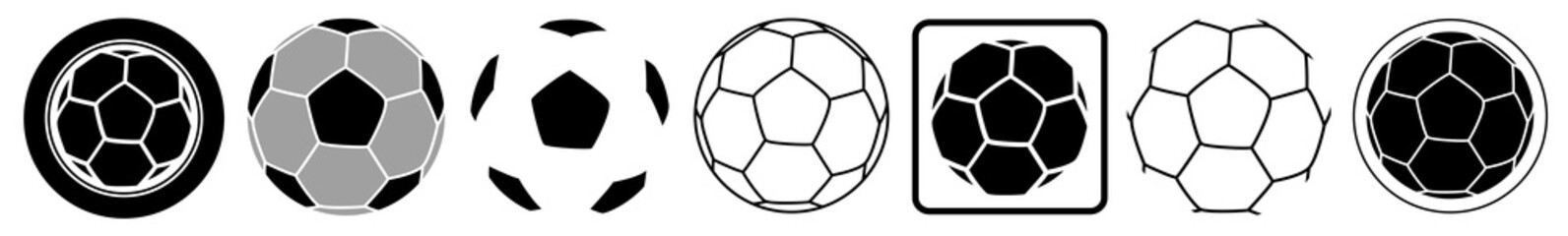 Ball | Emblem | Logo | Variationen